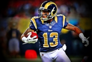 Did you know that Chris Givens and the St. Louis Rams have yet to lose to a NFC West opponent?